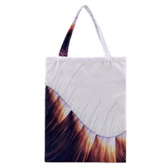 Abstract Lines Classic Tote Bag