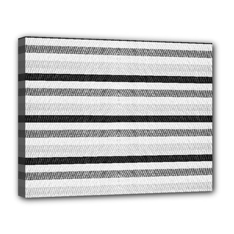 Lines Canvas 14  x 11