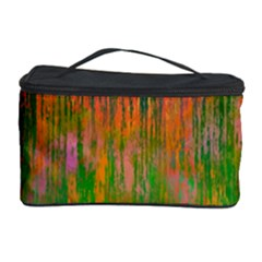Abstract Trippy Bright Melting Cosmetic Storage Case