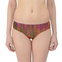 Abstract Trippy Bright Melting Hipster Bikini Bottoms