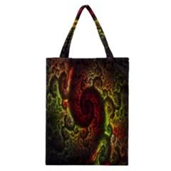 Fractal Digital Art Classic Tote Bag