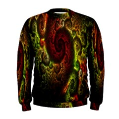 Fractal Digital Art Men s Sweatshirt