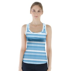 Lines Racer Back Sports Top