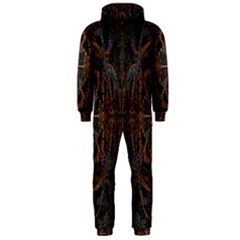 Digital Art Hooded Jumpsuit (Men)