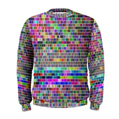 Plasma Gradient Phalanx Men s Sweatshirt