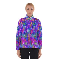 Abstract Trippy Bright Sky Space Winterwear