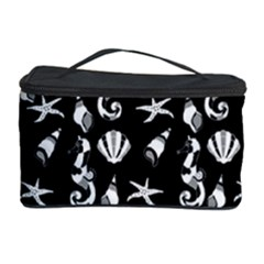 Seahorse Pattern Cosmetic Storage Case