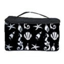 Seahorse pattern Cosmetic Storage Case View1