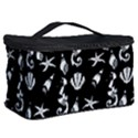 Seahorse pattern Cosmetic Storage Case View2