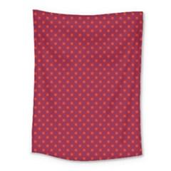 Polka Dots Medium Tapestry