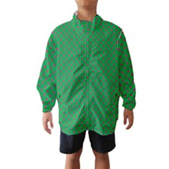 Polka dots Wind Breaker (Kids)