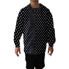 Polka dots Hooded Wind Breaker (Kids)