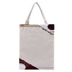Greeting Card Coffee Mood Classic Tote Bag