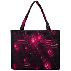 Picture Of Love In Magenta Declaration Of Love Mini Tote Bag
