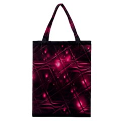 Picture Of Love In Magenta Declaration Of Love Classic Tote Bag
