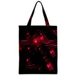 Picture Of Love In Magenta Declaration Of Love Zipper Classic Tote Bag