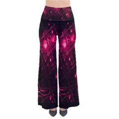 Picture Of Love In Magenta Declaration Of Love Pants