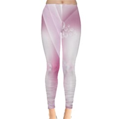 Realm Of Dreams Light Effect Abstract Background Leggings