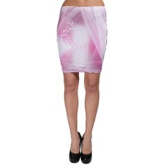 Realm Of Dreams Light Effect Abstract Background Bodycon Skirt