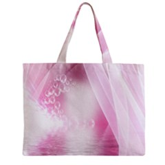 Realm Of Dreams Light Effect Abstract Background Mini Tote Bag