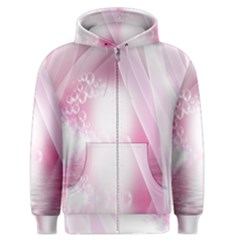 Realm Of Dreams Light Effect Abstract Background Men s Zipper Hoodie