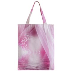 Realm Of Dreams Light Effect Abstract Background Zipper Classic Tote Bag