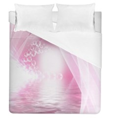 Realm Of Dreams Light Effect Abstract Background Duvet Cover (queen Size)