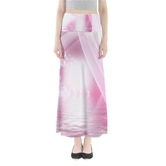 Realm Of Dreams Light Effect Abstract Background Maxi Skirts