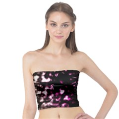 Background Structure Magenta Brown Tube Top