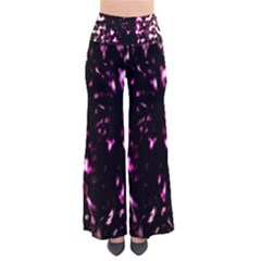 Background Structure Magenta Brown Pants