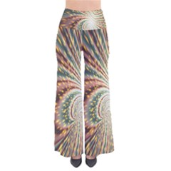 Vortex Glow Abstract Background Pants