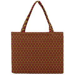 Lunares Pattern Circle Abstract Pattern Background Mini Tote Bag