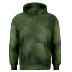 Vintage Camouflage Military Swatch Old Army Background Men s Pullover Hoodie