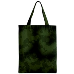 Vintage Camouflage Military Swatch Old Army Background Zipper Classic Tote Bag