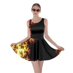A Fractal Image Skater Dress