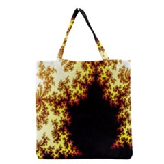 A Fractal Image Grocery Tote Bag