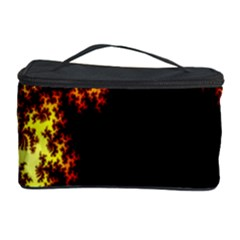 A Fractal Image Cosmetic Storage Case