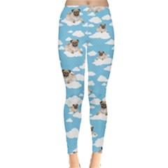 Pug Sky Leggings