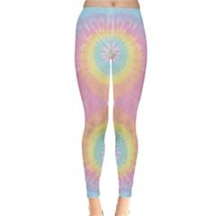 Rainbow2 Tie Dye Leggings