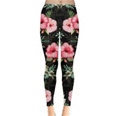 Hawaii Floral Leggings