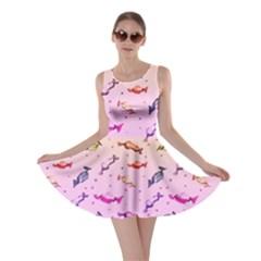 Pinky Candy Skater Dress