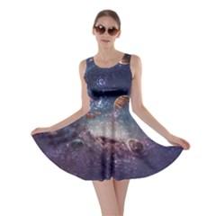 Planets 2 Skater Dress