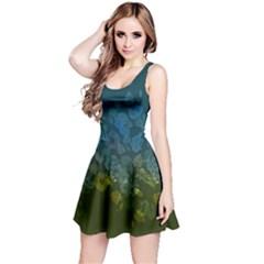 Mint&olive Sleeveless Skater Dress
