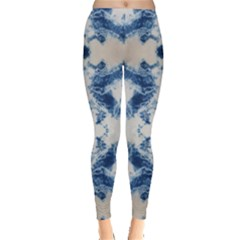 Jean Like Tie Dye Leggings
