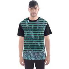 Hawaii Stripes 2 Men s Sport Mesh Tee