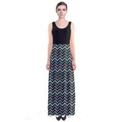 Maxi Dress   Chevron 05 Full Print Maxi Dress