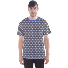 Blue the Scales of A Snake Fish Dragon or Other Animal Men s Sport Mesh Tee