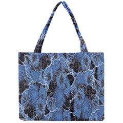 Floral Pattern Background Seamless Mini Tote Bag