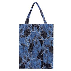 Floral Pattern Background Seamless Classic Tote Bag