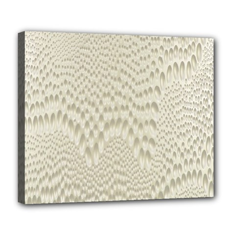 Coral X Ray Rendering Hinges Structure Kinematics Deluxe Canvas 24  X 20